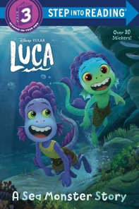 Luca: A Sea Monster Story