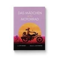 Das Maedchen auf dem Motorrad