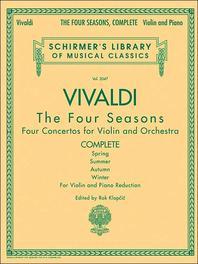 Antonio Vivaldi - The Four Seasons, Complete