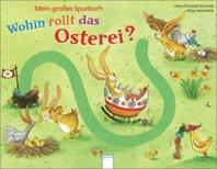 Wohin rollt das Osterei?