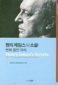 헨리 제임스의 소설: 변화중인 의식