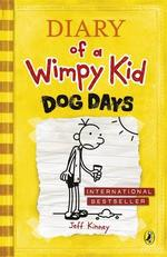 Diary of a Wimpy Kid #4 : Dog Days (영국판)