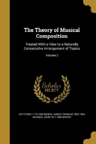 The Theory of Musical Composition