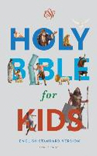 Bible for Kids-ESV-Large Print