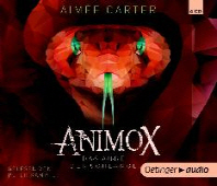 Animox 02. Das Auge der Schlange (4 CD)