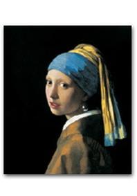 재원브로마이드. 10: 베르메르/진주귀고리를 한 소녀