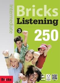 Bricks Listening Intermediate 250. 3