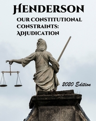 Our Constitutional Constraints