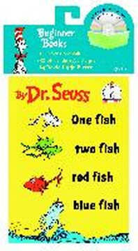 One Fish, Two Fish, Red Fish, Blue Fish (Book+CD)