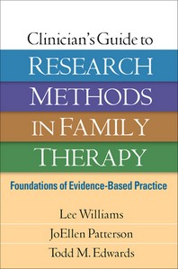 Clinician's Guide to Research Methods in Family Therapy