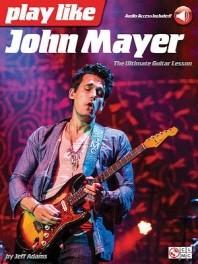 Play Like John Mayer