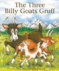 The Three Billy Goats Gruff (Floor Book)