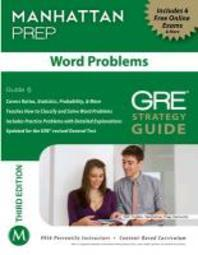 Word Problems GRE Strategy Guide
