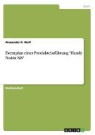 """Eventplan Einer Produkteinfuhrung """"Handy Nokia N8"""""""