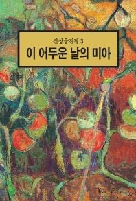 이 어두운 날의 미아(신상웅전집 3)