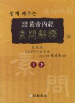 쉽게 배우는 황제내경 소문해석(상 하)(교주 보주)