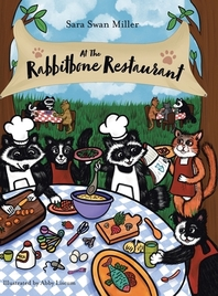 At the Rabbitbone Restaurant