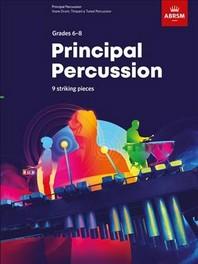 PRINCIPAL PERCUSSION 2020