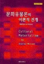 문화유물론의 이론적 전개