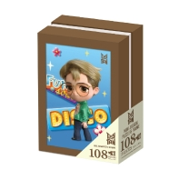타이니탄 액자퍼즐 108피스. 2: 지민