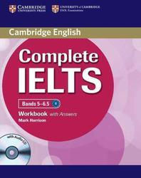 Complete Ielts Bands 5-6.5 Workbook with Answers with Audio CD [With CD (Audio)]
