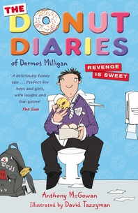 The Donut Diaries  Revenge is Sweet  Book Two