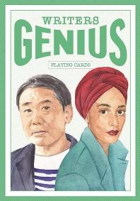 Genius Writers (Genius Playing Cards)