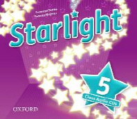 Starlight 5: Class Audio Cd