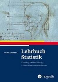 Lehrbuch Statistik