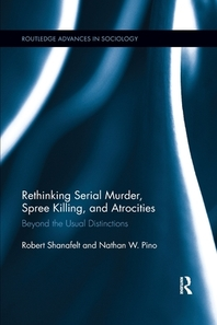 Rethinking Serial Murder, Spree Killing, and Atrocities