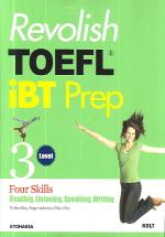 Revolish TOEFL iBT Prep Four Skills Level 3