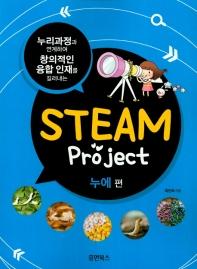 누리과정과 연계하여 창의적인 융합 인재를 Steam Project 누에편