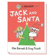Very 얼리챕터북 Jack Book. 7: Jack and Santa