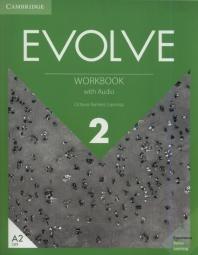 Evolve Level 2 Workbook with Audio