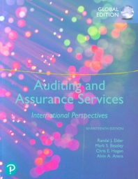 Auditing and Assurance Services (Global Edition)
