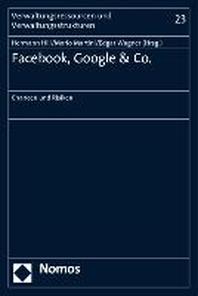 Facebook, Google & Co.
