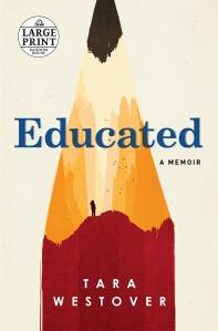 Educated (Random House Large Print)