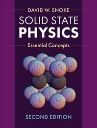 Solid State Physics, 2/E(양장본 HardCover)