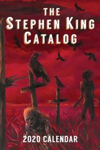 2020 Stephen King Catalog Desktop Calendar