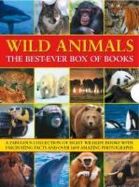 Wild Animals the Best-Ever Box of Books
