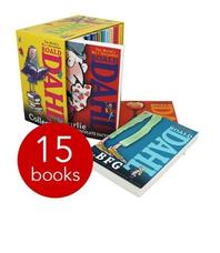PE-Roald Dahl 15종 Copy Collection Giftset(2013)