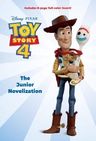 Toy Story 4: The Junior Novelization (Disney/Pixar)