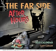 The Far Side After Hours 2021 Wall Calendar