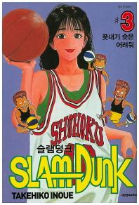 슬램덩크 오리지널. 3