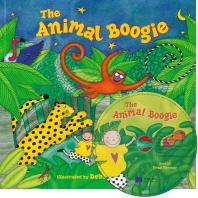 노부영 The Animal Boogie(원서&CD)(세이펜 미적용)