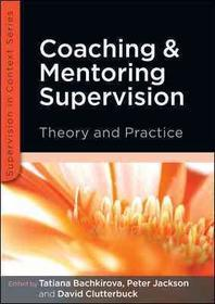 Coaching and Mentoring Supervision