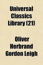 Universal Classics Library Volume 21