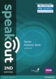 Speakout Starter Students'Book+DVD