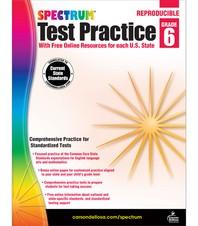 Spectrum Test Practice Grade. 6