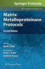 Matrix Metalloproteinase Protocols